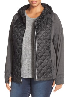 MICHAEL Michael Kors Water Repellent Quilted Down Jacket (Plus Size)