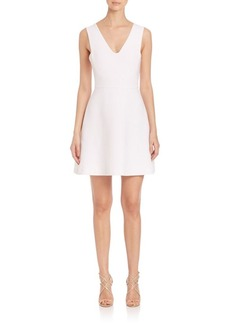 MICHAEL MICHAEL KORS White Minidress