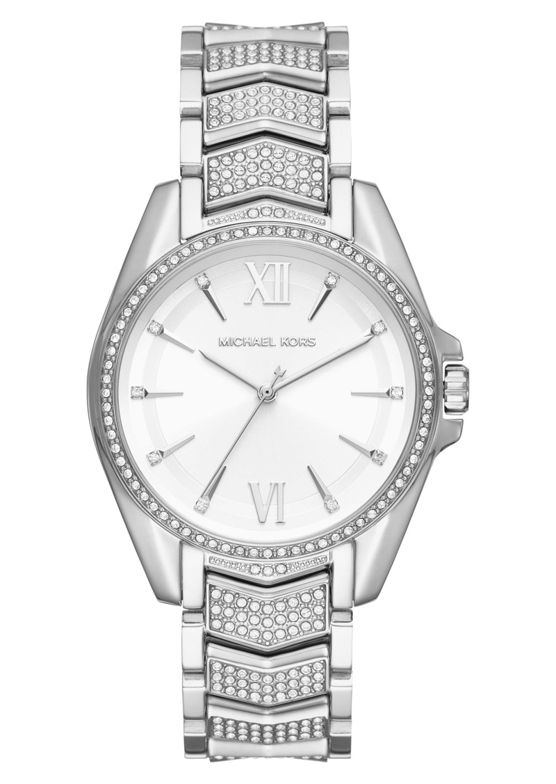 MICHAEL Michael Kors Whitney Bracelet Watch, 38mm