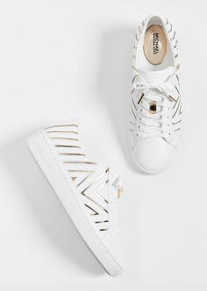 MICHAEL Michael Kors Whitney Laceup Sneakers