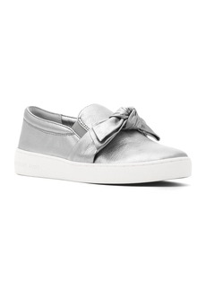 MICHAEL Michael Kors Willa Metallic Slip-On Sneakers