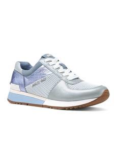 MICHAEL Michael Kors Women's Allie Mixed-Media Sneakers