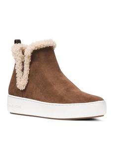 MICHAEL Michael Kors Women's Ashlyn Suede High Top Sneakers