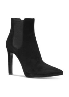 MICHAEL Michael Kors Women's Brielle High-Heel Booties