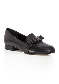 MICHAEL Michael Kors Women's Caroline Leather Apron Toe Loafers