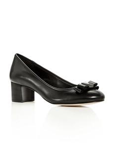 MICHAEL Michael Kors Women's Caroline Mid Heel Pumps