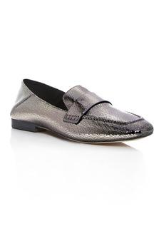MICHAEL Michael Kors Women's Emery Convertible Square Moc-Toe Flats