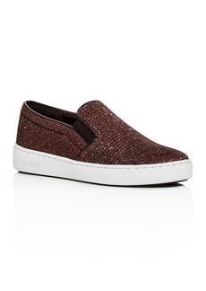 MICHAEL Michael Kors Women's Keaton Slip-On Sneakers