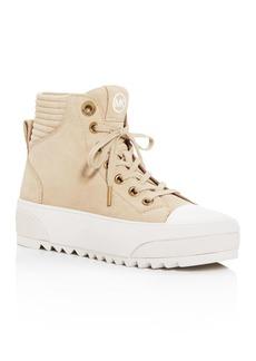 MICHAEL Michael Kors Women's Keegan High-Top Sneakers