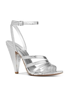 MICHAEL Michael Kors Women's Kimmy High-Heel Strappy Sandals