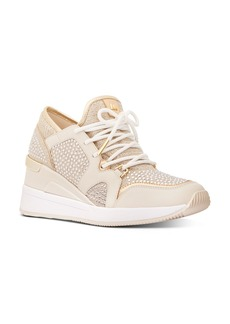 MICHAEL Michael Kors Women's Liv Mid-Top Sneakers