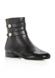 MICHAEL Michael Kors Women's Maisie Leather Booties