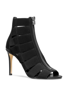 MICHAEL Michael Kors Women's Margaret Cage High-Heel Sandal Booties