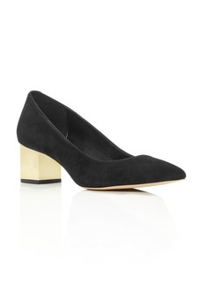 MICHAEL Michael Kors Women's Petra Pointed-Toe Pumps