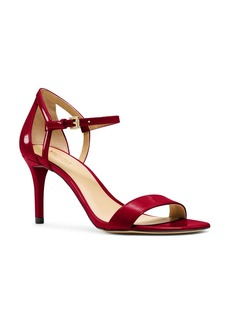 MICHAEL Michael Kors Women's Simone High-Heel Ankle Strap Sandals