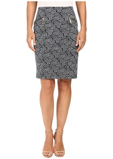 MICHAEL Michael Kors Woodbrook Pencil Skirt