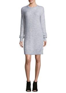 MICHAEL Michael Kors Wool-Blend Crewneck Sweater Dress