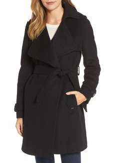MICHAEL Michael Kors Wrap Coat (Regular & Petite)