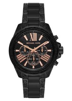 MICHAEL Michael Kors Wren Chronograph Bracelet Watch, 42mm