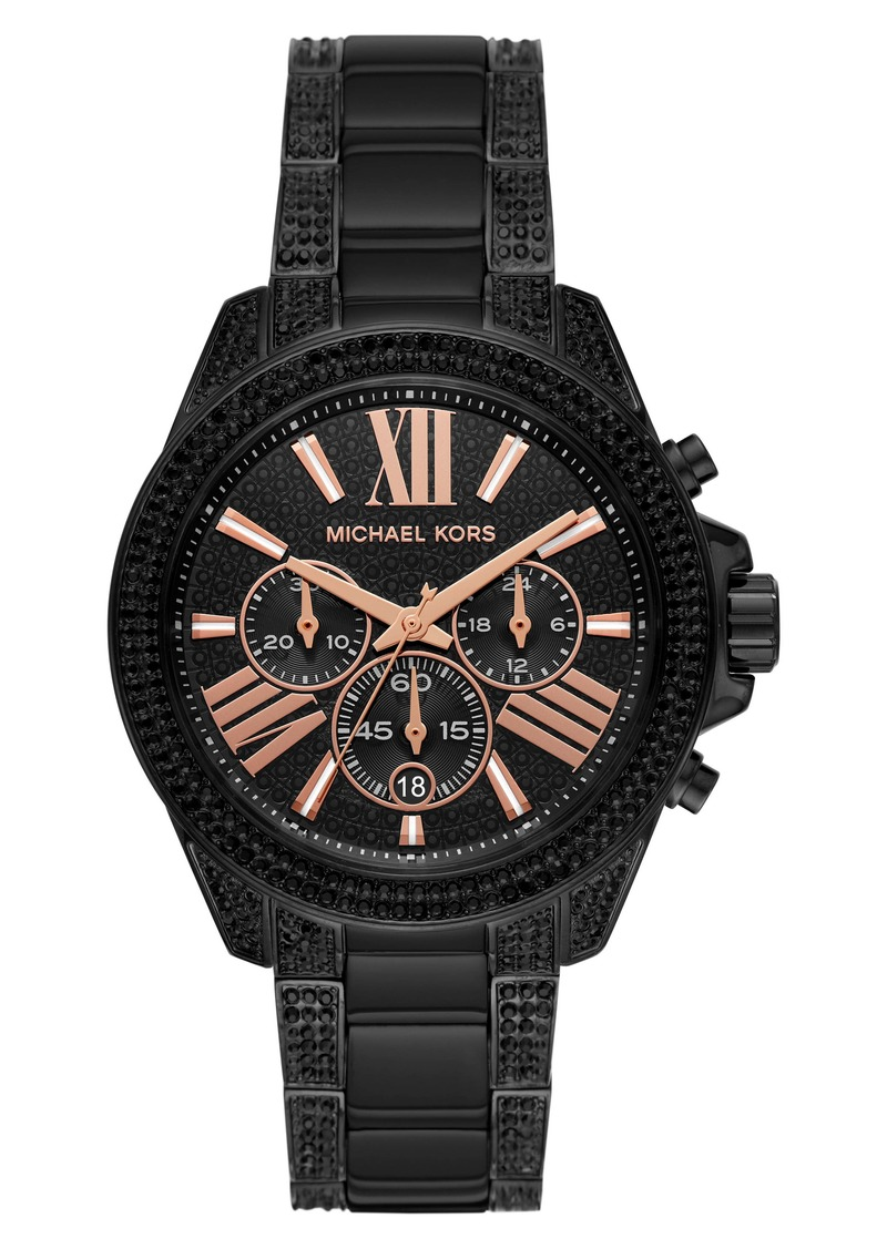 MICHAEL Michael Kors Wren Chronograph Bracelet Watch, 42mm