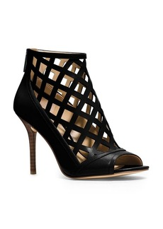 MICHAEL Michael Kors Yvonne Open Toe Cage Booties