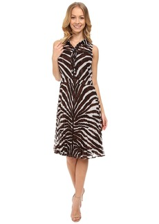 MICHAEL Michael Kors Zahra Pleated Dress