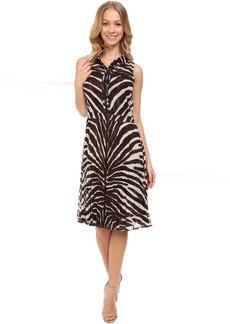 MICHAEL Michael Kors Zahra Pleated Dress