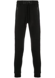 Michael Michael Kors zip-detailed track pants - Black