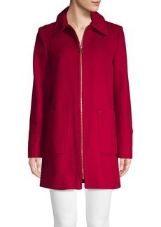 MICHAEL Michael Kors Zip Front Jacket