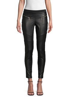 MICHAEL Michael Kors Zip Pants