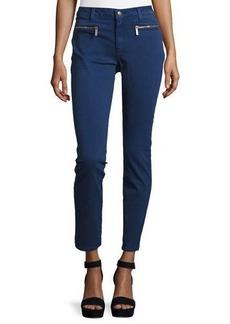 MICHAEL Michael Kors Zip-Pocket Denim Pants