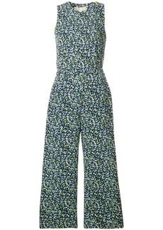 MICHAEL Michael Kors micro floral jumpsuit