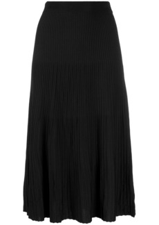 MICHAEL Michael Kors micro-pleated skirt