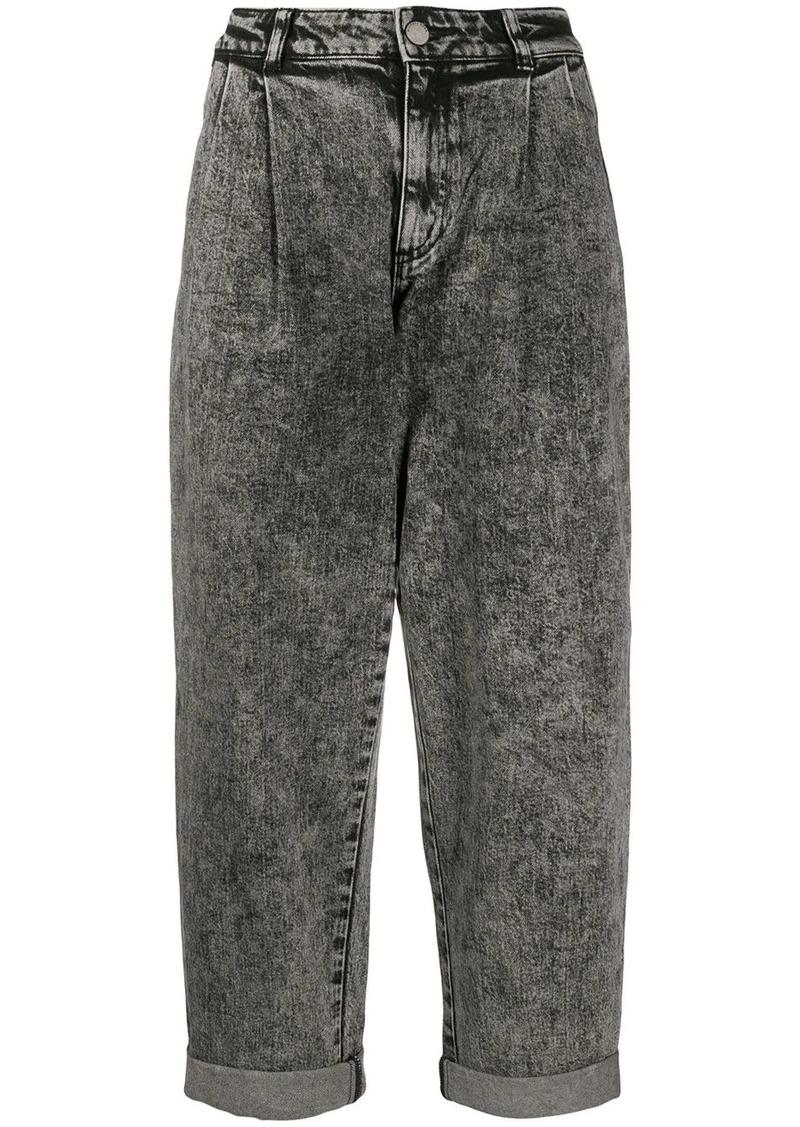 MICHAEL Michael Kors mid-rise straight jeans
