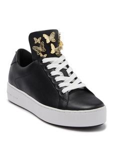 MICHAEL Michael Kors Mindy Butterfly Applique Lace-Up Sneaker