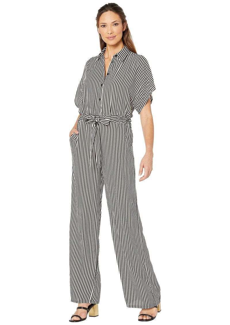 MICHAEL Michael Kors Mini Ribbon Stripe Jumpsuit