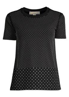 MICHAEL Michael Kors Mini Stud T-Shirt