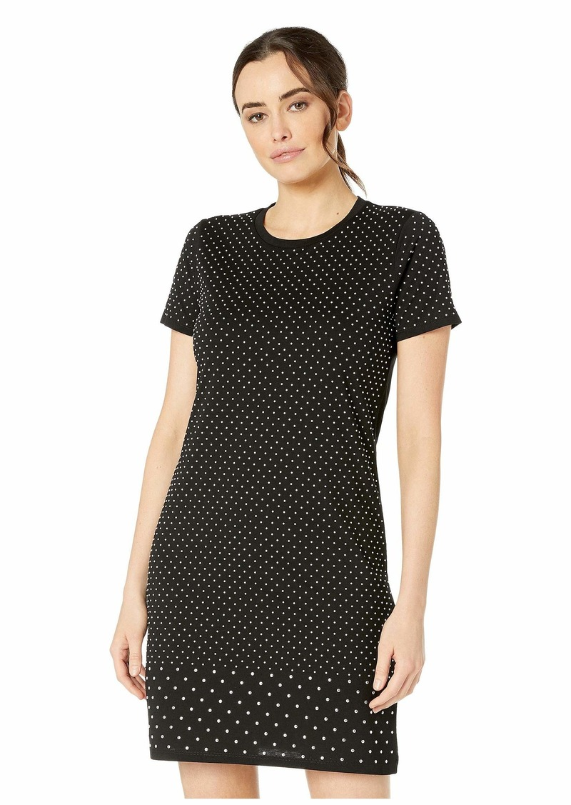 MICHAEL Michael Kors Mini Stud T-Shirt Dress