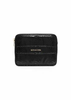 MICHAEL Michael Kors Mini Tablet Clutch Bag  Black