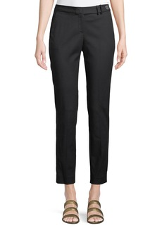 MICHAEL Michael Kors Miranda Slim-Leg Pants