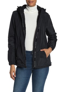 Michael Kors Missy Faux Shearling Lined Jacket