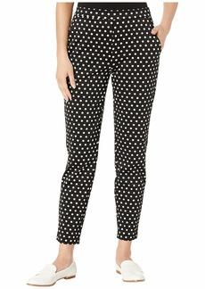 MICHAEL Michael Kors Mod Dot Pull-On Trousers