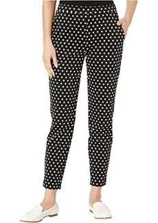 MICHAEL Michael Kors Mod Dot Pull-On Trousers