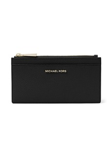 MICHAEL Michael Kors Money Pieces Slim Leather Card Case