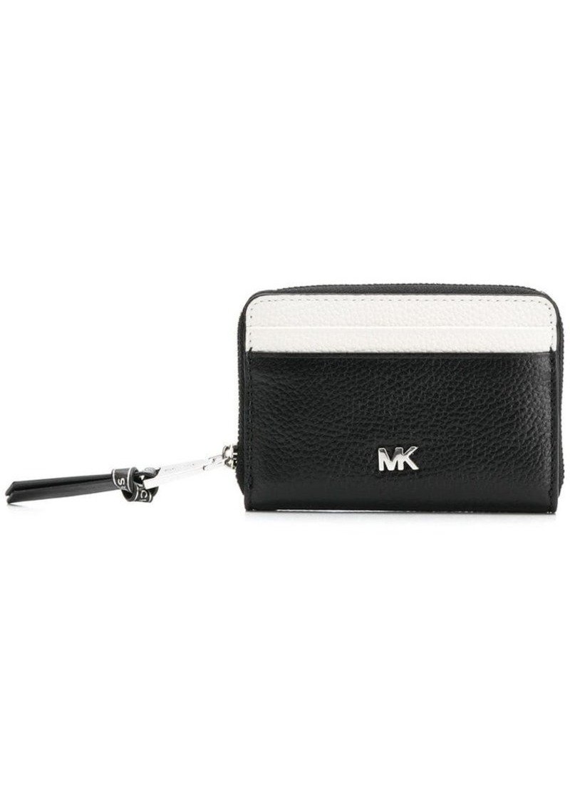 0682beb268ae MICHAEL Michael Kors money pieces zip around coin purse | Misc ...