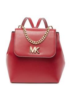 MICHAEL Michael Kors Mott Leather Backpack
