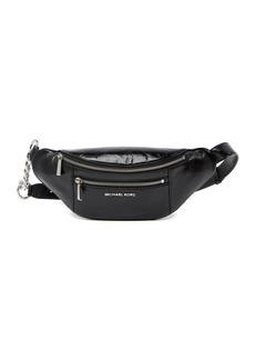 MICHAEL Michael Kors Mott Leather Waistpack