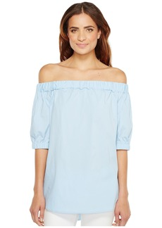 MICHAEL Michael Kors Off Shoulder Top