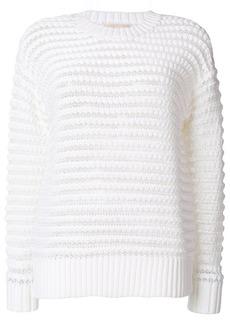 MICHAEL Michael Kors open weave jumper