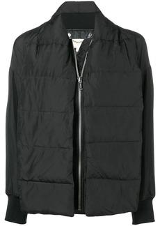 MICHAEL Michael Kors oversized bomber jacket